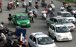'Không có chuyện Hà Nội cấm xe taxi ngoại tỉnh'