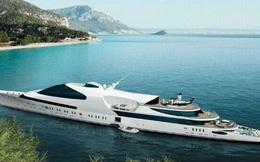 8 siêu du thuyền 'độc' nhất thế giới