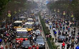 Hà Nội: Cấm ô tô trên đường Xuân Thủy – Cầu Giấy từ ngày 30/8