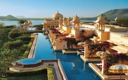 Bên trong khách sạn 'đế vương' tốt nhất thế giới