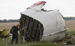 Máy bay MH17 đã bị xuyên thủng bởi 'vật thể có tốc độ cao'