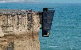 Cận cảnh ngôi nhà nguy hiểm nhất thế giới