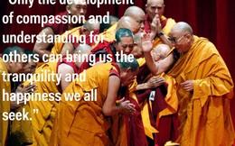 Những câu nói ý nghĩa về hạnh phúc của đại sư Dalai Lama