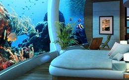 Thăm căn nhà 10 triệu USD dưới đáy biển