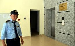 Thang máy tòa nhà cao nhất Hạ Long rơi tự do, 4 người thoát chết