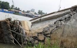 Thuê đơn vị kiểm định đoạn bờ kè 700 tỷ đổ sập