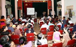 Phản đối vị trí giãn dân, dân Đường Lâm dọa đóng cổng làng