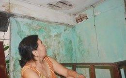 Đà Nẵng: Nhiều nhà tập thể xuống cấp nặng