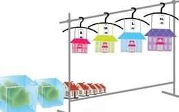 [Slide] Giá căn hộ chung cư thiết lập mặt bằng mới