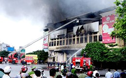 Vụ cháy tại TTTM TP Hải Dương: Khởi tố vụ án hình sự