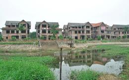 Luật Đất đai sửa đổi: Cho phép thu hồi đất để xây khu đô thị mới