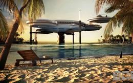 Sẽ xây khách sạn dưới nước lớn nhất thế giới tại Dubai