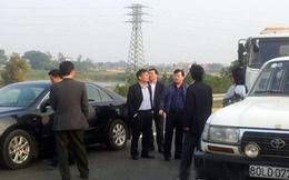 Bộ trưởng bị chặn đường: Loạt bê bối của chủ đầu tư