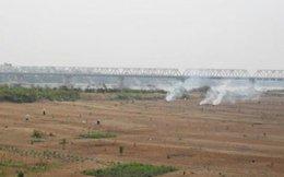 Thu hồi hơn 92 nghìn m2 đất bãi ven sông hồng Tại Mê Linh
