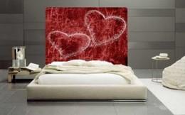 Ý tưởng thiết kế phòng ngủ quyến rũ cho ngày Valentine