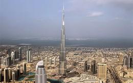 Tòa tháp cao nhất thế giới Burj Khalifa bị đe dọa cắt thang máy