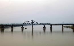 3 phương án xây cầu đường sắt vượt sông Hồng