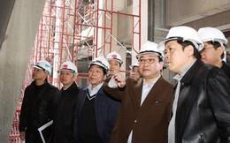 Đôn đốc tiến độ xây dựng Nhà Quốc hội