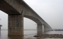 Chính phủ yêu cầu kiểm tra, làm rõ nguyên nhân nứt ở trụ cầu Vĩnh Tuy