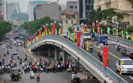 """Có một quận ở Hà Nội """"nói không"""" với cầu vượt"""