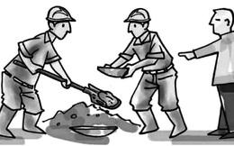 Vào mùa xây dựng: Chủ nhà khổ vì cai thầu