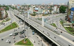 Hơn 123,2 tỷ đồng cho dự án xây dựng đường vành đai 2, đoạn Ngã Tư Sở - Ngã Tư Vọng