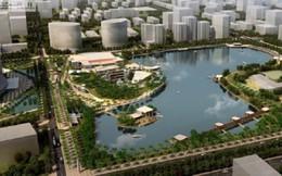 Ai đang xé nát dự án công viên hồ điều hòa Nhân Chính?