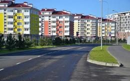 """Sochi trở thành """"thành phố ma"""" sau thế vận hội"""