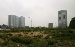 Nhà thu nhập thấp Kiến Hưng: Khu đô thị bị lãng quên