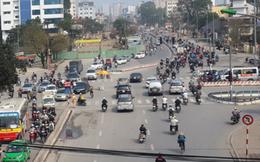 UBND Hà Nội: Đường Trường Chinh đã được mở rộng đúng quy hoạch