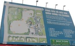 Chuẩn bị đầu tư xây dựng Công viên hồ điều hòa Nhân Chính