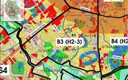 UBND Hà Nội kết luận về đồ án Quy hoạch phân khu đô thị H2-4
