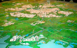 Hà Nội: Công bố quy hoạch phân khu đô thị Đông vành đai 4