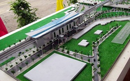 Công bố quy hoạch các ga ngầm tuyến đường sắt đô thị số 2