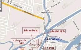 Sắp khởi công cầu Phú Định nối liền quận 6 và quận 8