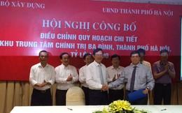 Một loạt trụ sở bộ tại quận Ba Đình sẽ được di chuyển