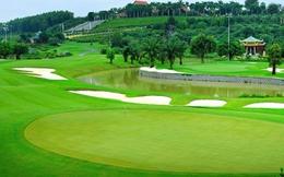 Chính phủ bổ sung 15 sân golf vào quy hoạch