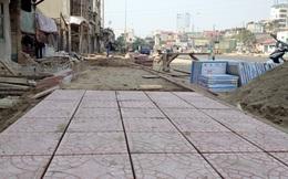 Hà Nội yêu cầu làm rõ tình trạng hư hỏng hè đường Kim Liên-Ô Chợ Dừa-Hoàng Cầu