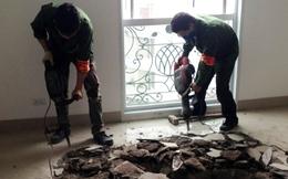 Hà Nội: Ngày 22/7, cưỡng chế công trình vi phạm ở phường Thanh Nhàn