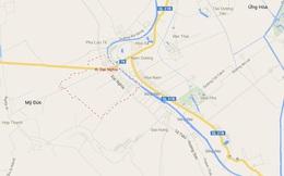 Hà Nội phê duyệt quy hoạch chung thị trấn Đại Nghĩa, huyện Mỹ Đức
