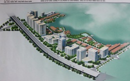 Hà Nội điều chỉnh quy hoạch 2 khu đô thị ở quận Hoàng Mai