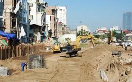 Hà Nội: La liệt dự án giao thông trọng điểm bị thúc tiến độ