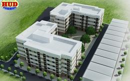 HUD khởi công dự án nhà ở xã hội 200 căn
