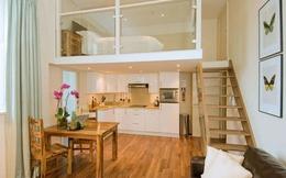 Tư vấn thiết kế và bố trí nội thất cho căn nhà rộng 40m2