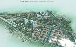 """Hà Nội cho xây dựng đô thị """"khủng"""" tại Đồng Mô"""