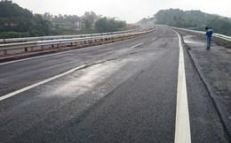 Đã tìm ra nguyên nhân gây lún nứt trên cao tốc Nội Bài - Lào Cai
