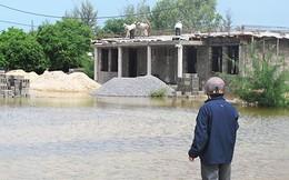Dân không vào khu tái định cư vì... ngập