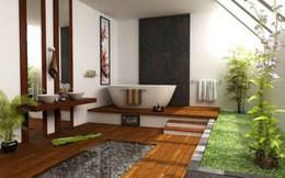 Ngắm những mẫu phòng tắm đẹp như mơ