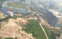 Hà Nội xử lý nghiêm vi phạm trật tự xây dựng tại công viên KĐT Cầu Giấy