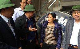 Bộ trưởng Xây dựng kiểm tra nhà ở công nhân khu Samsung Thái Nguyên